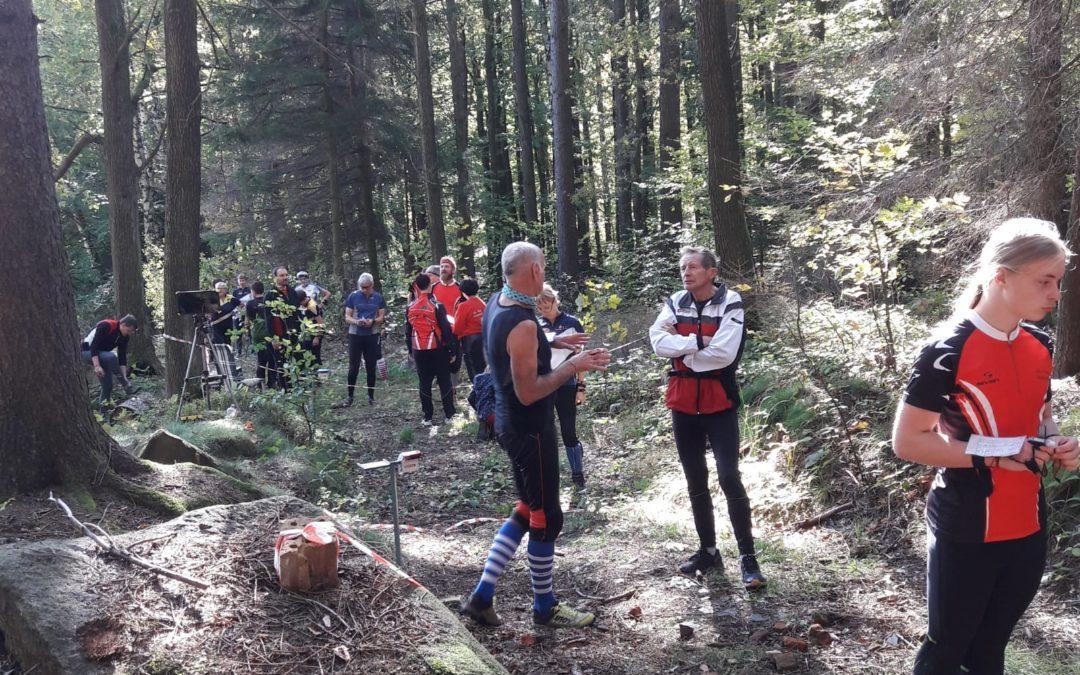 Sachsen-Meisterschaft Lang-OL in Wehrsdorf
