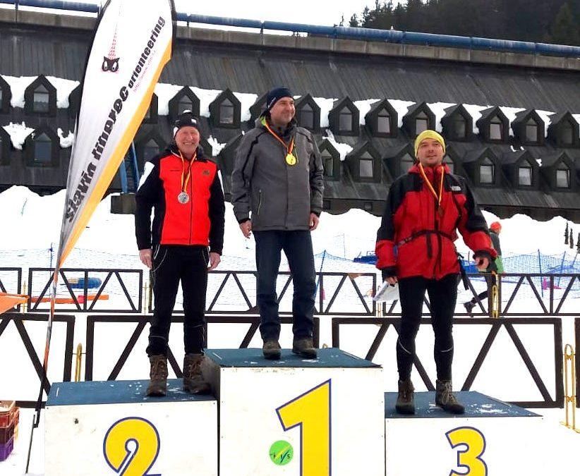 Zwei Ski-OL-Wochenenden im Iser/Riesengebirge